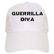 Guerrilla Diva Baseball Cap