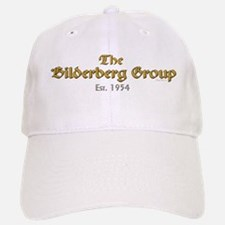 Bilderberg Group Baseball Baseball Cap