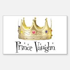 Prince Vaughn Rectangle Decal