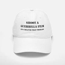 Guerrilla film therapy Baseball Baseball Cap