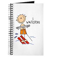 I Waterski Journal