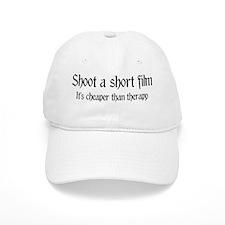 Short film therapy Baseball Cap