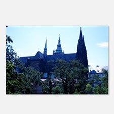 Prague Castle Postcards (Package of 8)