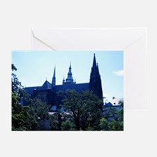 Prague Castle Greeting Cards (Pk of 20)