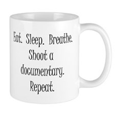 Eat. Documentary. Mug