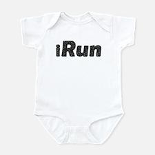 iRun, terrain Infant Bodysuit