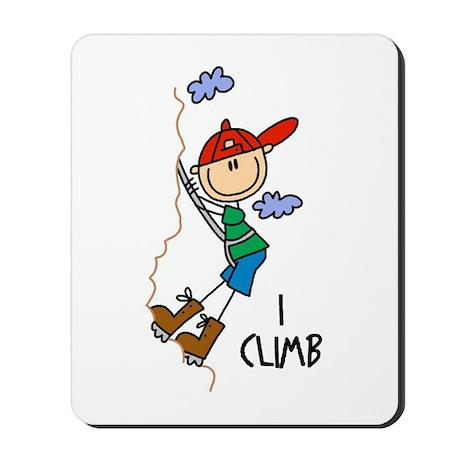 I Climb Mousepad