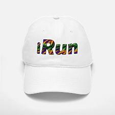iRun, surge Baseball Baseball Cap