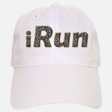 iRun, sprinkle Baseball Baseball Cap