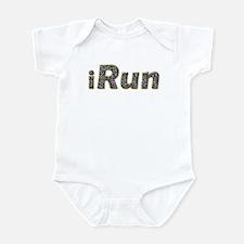 iRun, sprinkle Infant Bodysuit