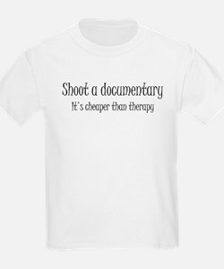 Documentary therapy T-Shirt