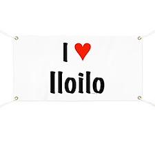 I love Iloilo Banner