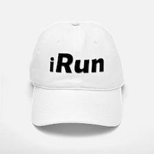 iRun, shadow Baseball Baseball Cap