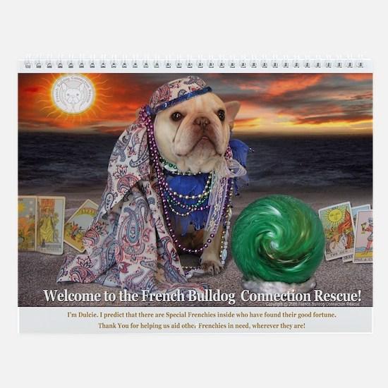 2006 FBCR Frenchie Calendar Wall Calendar