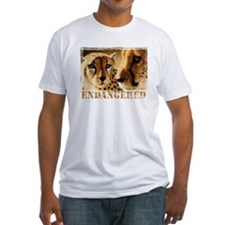 Endangered Cheetahs Shirt