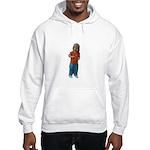 Persephone and the chalk Hooded Sweatshirt