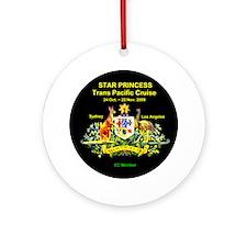 Star SYD-LA 2009 Ornament (Round)