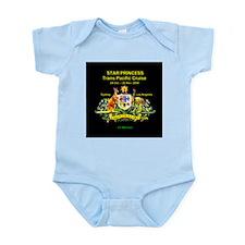 Star SYD-LA 2009 Infant Bodysuit