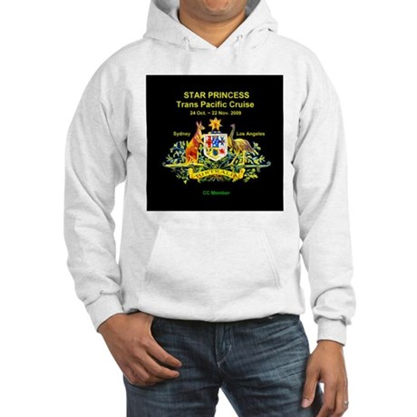 Star SYD-LA 2009 Hooded Sweatshirt