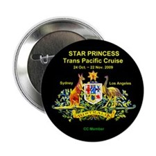 "Star SYD-La 2009 NameTag - 2.25"" Button"