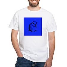 Blue Parakeet Shirt