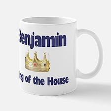 Benjamin - King of the House Mug