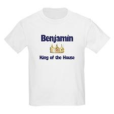 Benjamin - King of the House T-Shirt