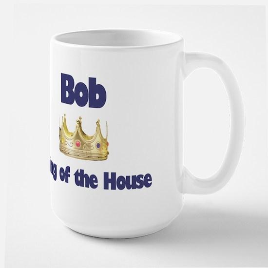 Bob - King of the House Large Mug