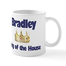 Bradley - King of the House Mug