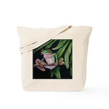 Fun frogs #1 Tote Bag