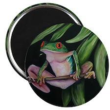 Fun frogs #1 Magnet