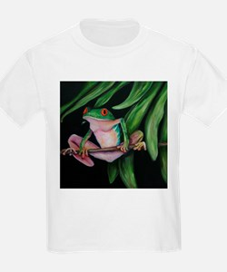 Fun frogs #1 T-Shirt