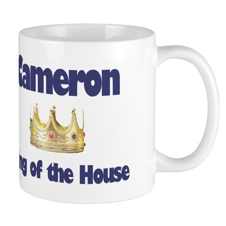 Cameron - King of the House Mug