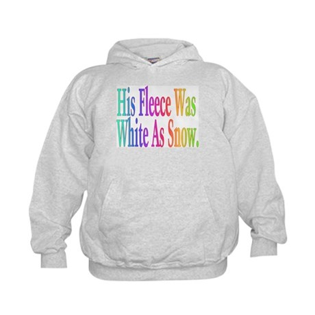 Mary had a little lamb Kids Hoodie