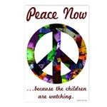 Peace Now Collage Postcards