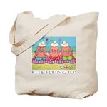 Kite Flying 101 Beach Tote Bag