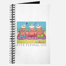 Kite Flying 101 Beach Journal