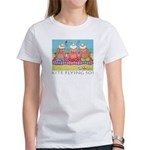 Kite Flying 101 Beach Women's T-Shirt