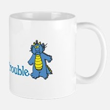 Here comes trouble Mug