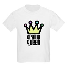 Kids Stage Right Drama Queen Tee