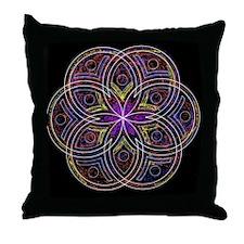 Unique Heals Throw Pillow