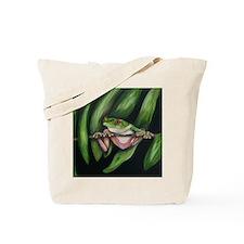 Fun Frog # 2 Tote Bag