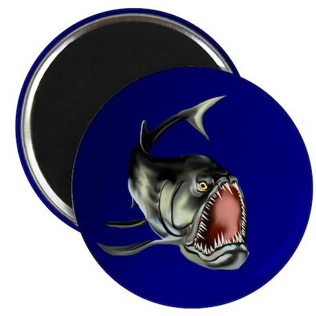 """Xiphactinus 2.25"""" Magnet (100 pack)"""