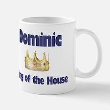 Dominic - King of the House Mug