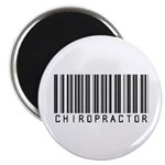 Chiropractor Barcode Magnet