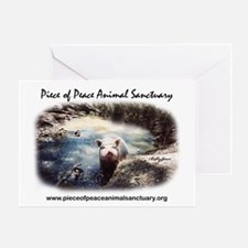 Piece of Peace Greeting Card