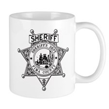 Pima County Sheriff Small Mug