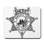 Pima County Sheriff Mousepad