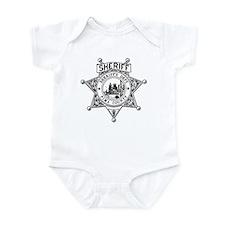 Pima County Sheriff Infant Bodysuit