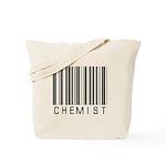 Chemist Barcode Tote Bag